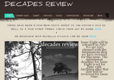 Decades Review - Lovely!