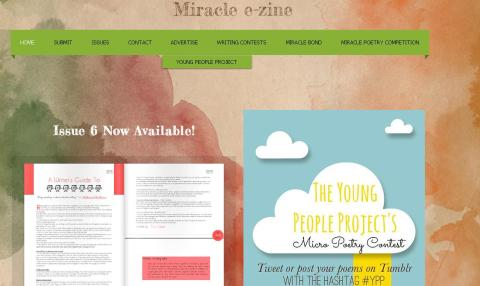 Miracle E-zine - Lovely!