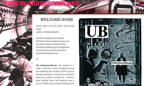 Undergroundbooks.org - Lovely!
